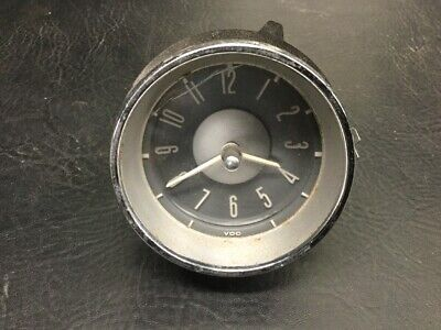 VW AirCooled Type III 12 Volt Clock Rebuildable Core   Dated 11-66 • 42.44£