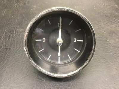 VW AirCooled Type III 12 Volt Clock Rebuildable Core   Dated 3-73 • 50.15£