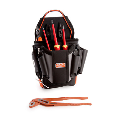 Bahco 4750-EP-1TS1 7 Piece Electricians Tool Kit • 59.99£