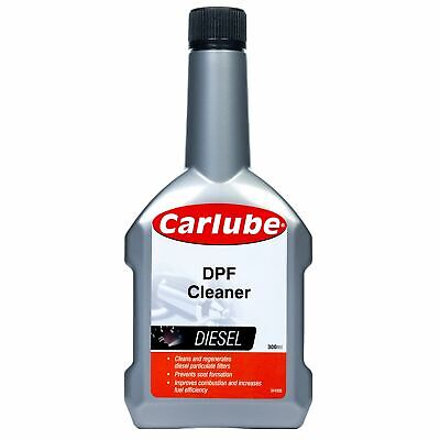 Carlube Diesel Particulate Filter DPF Cleaner 300ml Remover Exhaust System • 8.97£