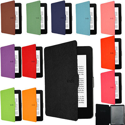 AU9.99 • Buy 100% Ultra Slim Cover Case For New Kindle Paperwhite 1 2 3 4 (2012-2017) (2018)
