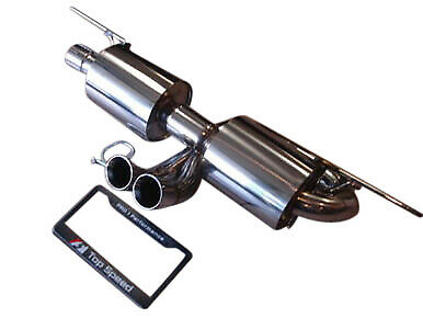 $ CDN803.83 • Buy Fits Lotus Elise Exige S2 04-11 Track Catback Exhaust System Polished Tip