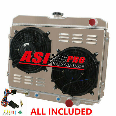 For 94-95 Ford Mustang Gt//Gts//Svt MT Full Aluminum 3-Row//Core Cooling Radiator
