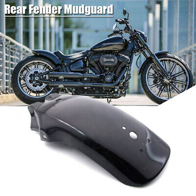 $26.50 • Buy Motorcycle Rear Metal Fender Mudguard For Honda Yamaha Harley Chopper Cruiser