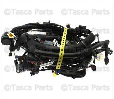 jeep engine wiring harness on