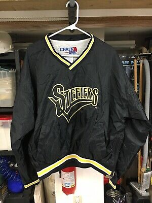the best attitude 55669 cfb9c chalk line jacket steelers
