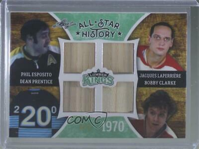 $ CDN51.79 • Buy 2016 Leaf Lumber Kings Emerald /2 Phil Esposito Jacques Laperriere Dean Prentice