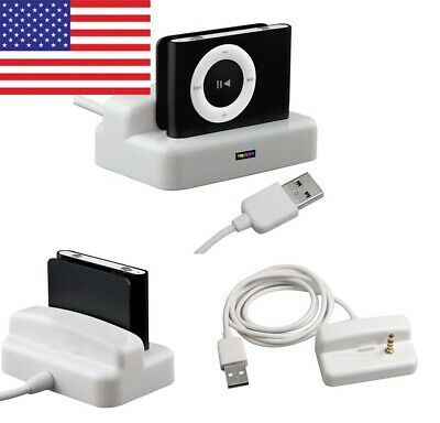 £4.95 • Buy For Ipod Shuffle Usb Docking Station Charger New