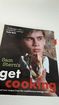 Gorgeous Cook Books By Sam Stern, Full Set Available Students, Cookery Course • 4.50£