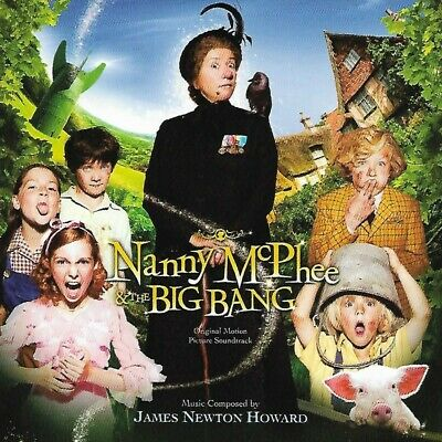Nanny McPhee And The Big Bang (Motion Picture Soundtrack) : CD 2010 NEW • 38.45£