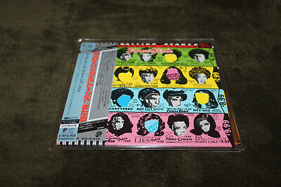 £57.53 • Buy  SOME GIRLS Rolling Stones SHM CD Flat Transfer OOP Mint KEITH RICHARDS 2013