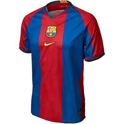 bae19efd9 NEW Nike FC Barcelona Home Soccer Jersey No Sponsor Youth Medium El Clasico  1998 • 59.99