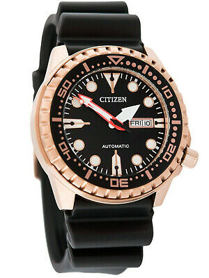 $ CDN162.21 • Buy Citizen Marine Sport Men's Automatic Watch - NH8383-17E NEW