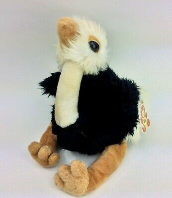 Russ Berrie Oscar Jr Ostrich 1981 Plush Stuffed Animal 17   New With Tags • 27.99$