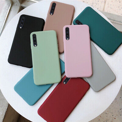 $2.58 • Buy For Xiaomi Mi 9T 9 SE A3 A2 8 Lite Note 10 Slim Silicone TPU Frosted Case Cover