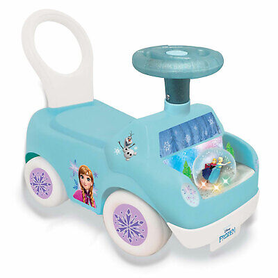 View Details Kiddieland 054734 Toys Frozen Magical Adventure Musical Ride On Push Toy • 32.99$