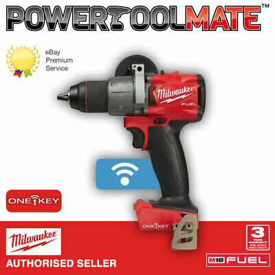 £152.99 • Buy Milwaukee M18ONEPD2-0 18V GEN3 ONE-KEY Combi Drill (Body Only)
