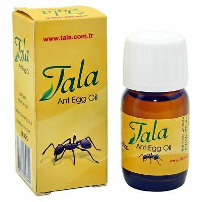 3 X 20ml Tala Ant Egg Oil Hair Removal Free Shipping • 28.99£