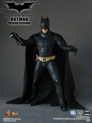 $ CDN593.89 • Buy HOT TOYS 1:6 SCALE The DARK KNIGHT TDK Batman Original Costume Version MMS67