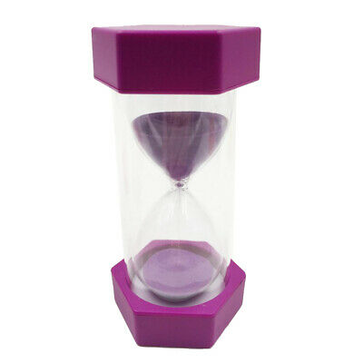 AU23.17 • Buy 1/2/35/40 Min Hourglass Sandglass Sand Clock Kitchen Timer Kids Toys