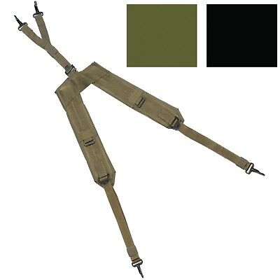 $11.99 • Buy LC-1 Y Style Suspenders Military Army Tactical Load Bearing Pistol Belt ALICE