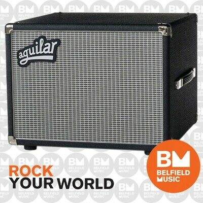AU1429 • Buy Aguilar DB 112 Bass Guitar Cabinet 1x12inch Cab Black DB112 - Brand New
