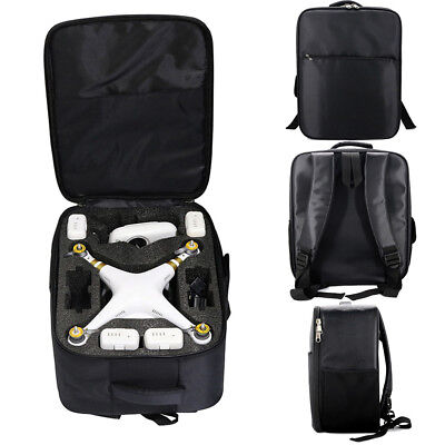 AU64.59 • Buy Carrying Shoulder Case Backpack Bag For DJI Phantom 3S 3A 3SE 4A 4 4 Pro 2018 AU