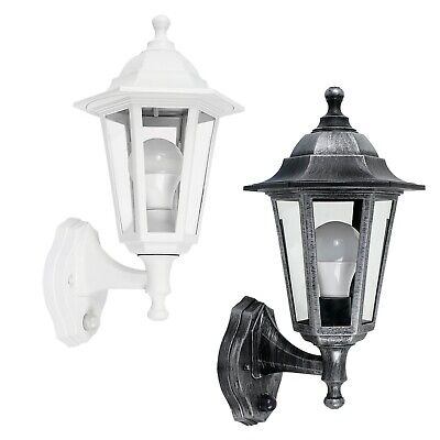 Outdoor Wall Lantern PIR Sensor LED Lighting Traditional Light Garden Lights  • 22.99£