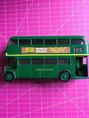 $ CDN51.86 • Buy Solido 1/50 Scale Diecast 4404 - AEC Double Decker Bus Green Line London Country