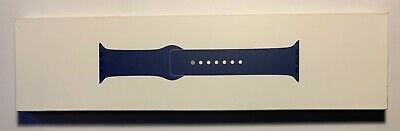 $ CDN130.08 • Buy New Apple Watch Blue Horizon Sport Band Series 4 5 44mm 0 1 2 3 42mm Genuine OEM