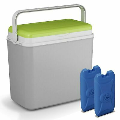 £17.99 • Buy 12L/ 24L/ 36L Litre Cooler Box Camping Beach Freezer Picnic Insulated Ice Pack