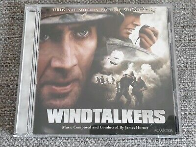 Windtalkers Cd Soundtrack Score - James Horner • 9.99£