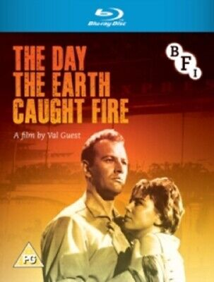 £14.81 • Buy The Day The Earth Caught Fire (Edward JuddJanet Munro) New Region B Blu-ray