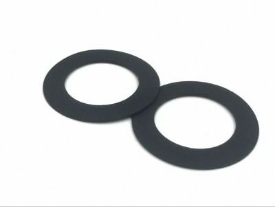 AU22.80 • Buy 2 Pcs 50mm X 95mm X 10mm Thick Rubber O-Ring Gaskets Washer [SN-A]