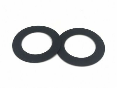 AU22.80 • Buy 2 Pcs 50mm X 85mm X 10mm Thick Rubber O-Ring Gaskets Washer [SN-A]