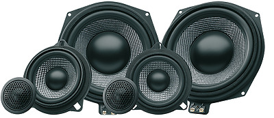 MTX TX6 KIT BMW 3-WAY COMPONENT SPEAKER UPGRADE SET FOR BMW 1 Series E87 • 339£