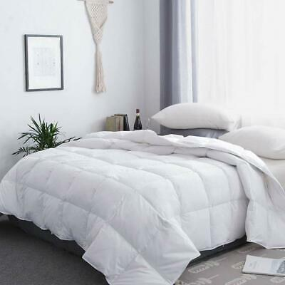 AU32.39 • Buy Duck Down Feather Quilt Duvet Doona Blanket Double Queen King Size All Season
