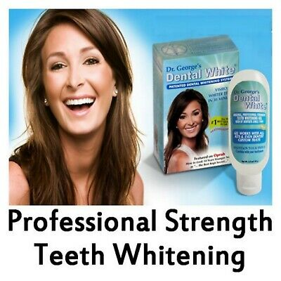 AU49.95 • Buy Dr Georges Teeth Whitener Kit DIY Home Whitening Tooth Gel Whiten Dental White