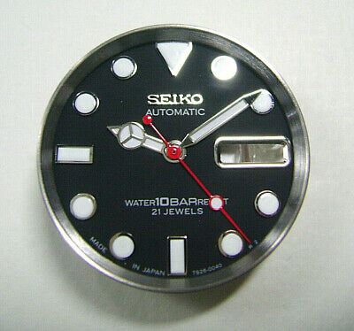 $ CDN85.60 • Buy  New Dial/chapter/ring/hands For 7s26-0040 10 Bar Divers Skx031 Submariner!!!