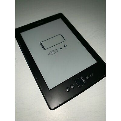 AU100 • Buy Black Kindle 4th Generation