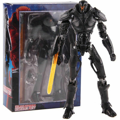$26.99 • Buy Pacific Rim 2: Uprising Side Jaeger Obsidian Fury 6.7  Action Figure Toy In Box
