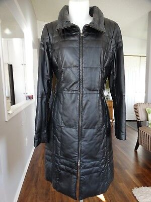 $ CDN175.99 • Buy DANIER Down Filled Longer Length Quilted Coat Small
