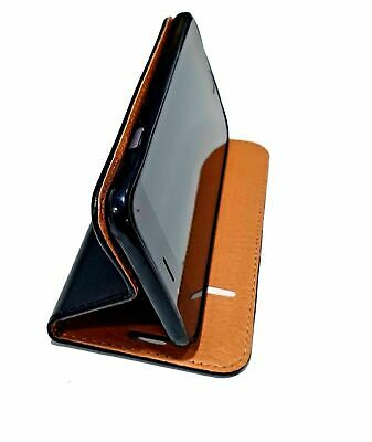 AU6.22 • Buy Sony Xperia XZ Wallet Book Case Cover With Card Pocket & Stand