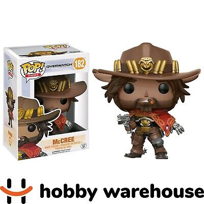 AU23.90 • Buy Funko Overwatch - McCree Pop! Vinyl Figure