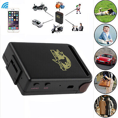 Car Tracker MagneticTK102 GPS GPRS Realtime Spy Personal GSM Tracking Device UK • 14.35£