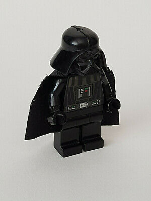LEGO OFFICIAL DARTH VADER LED Night Light Torch Lamp With Cape V.GOOD CONDITION • 1.99£