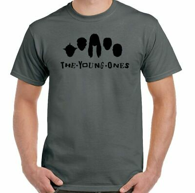 The Young Ones T-Shirt Bottom Rick Mayal Ade Edmondson Mens Funny British Comedy • 7.99£
