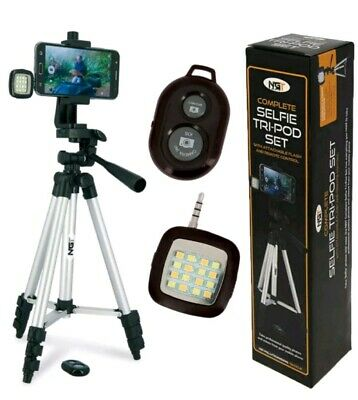 £18.95 • Buy NGT Camera Phone Tripod And Remote For Carp Fishing Photos
