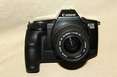 $ CDN65 • Buy CANON EOS 650 35mm CAMERA WITH EF 35-80mm 1:4.5-5.6 II LENS VG 8132