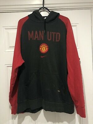 Manchester United Hoodie - 2XL • 12£